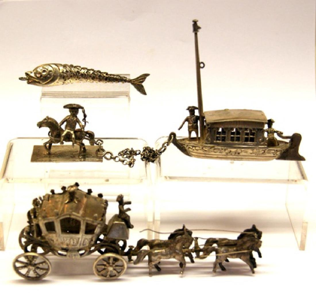 Silver Carriage & Canal Boat
