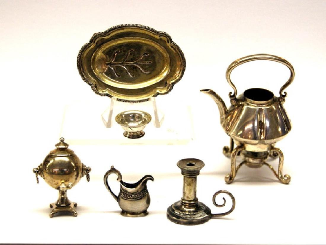 Meyers Miniature Silver & Others