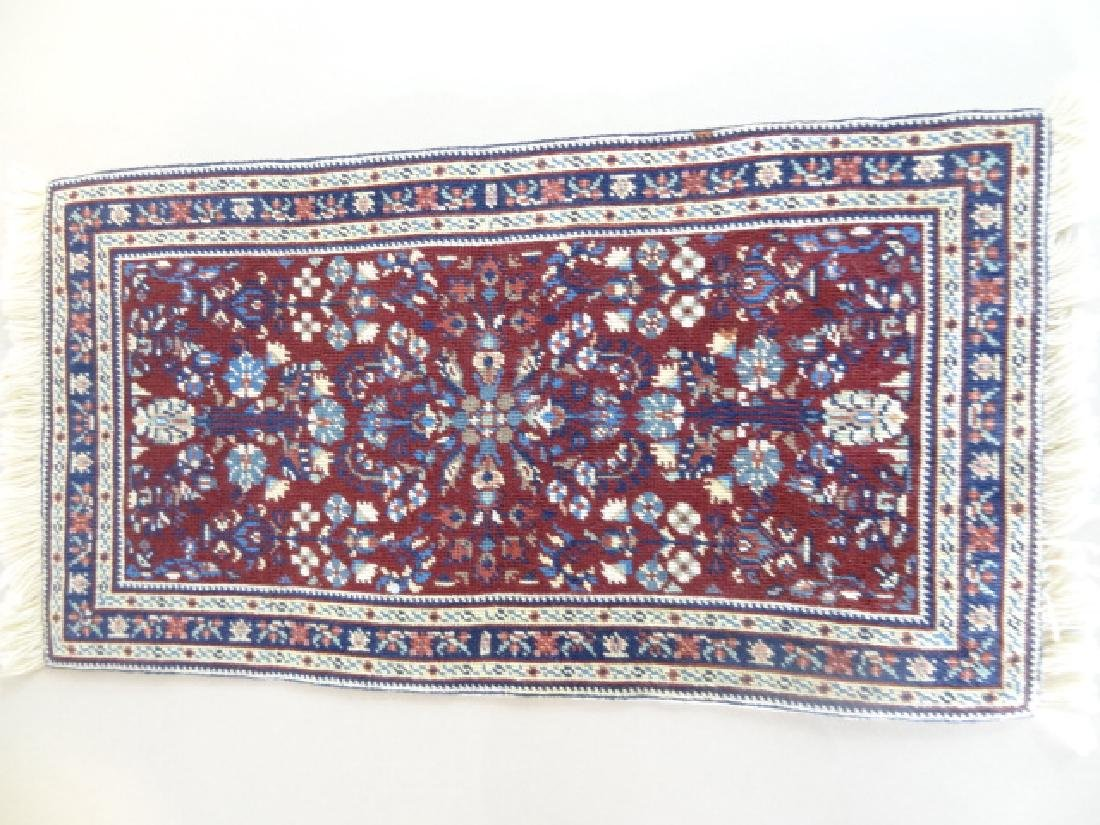 John King Sarouk Dollhouse Rug