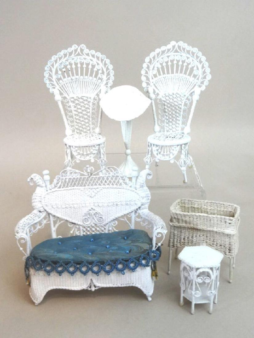 Marston - Robinson Victorian Wicker Seating & Other