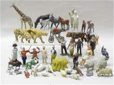 Large Group Lead Figures  Animals