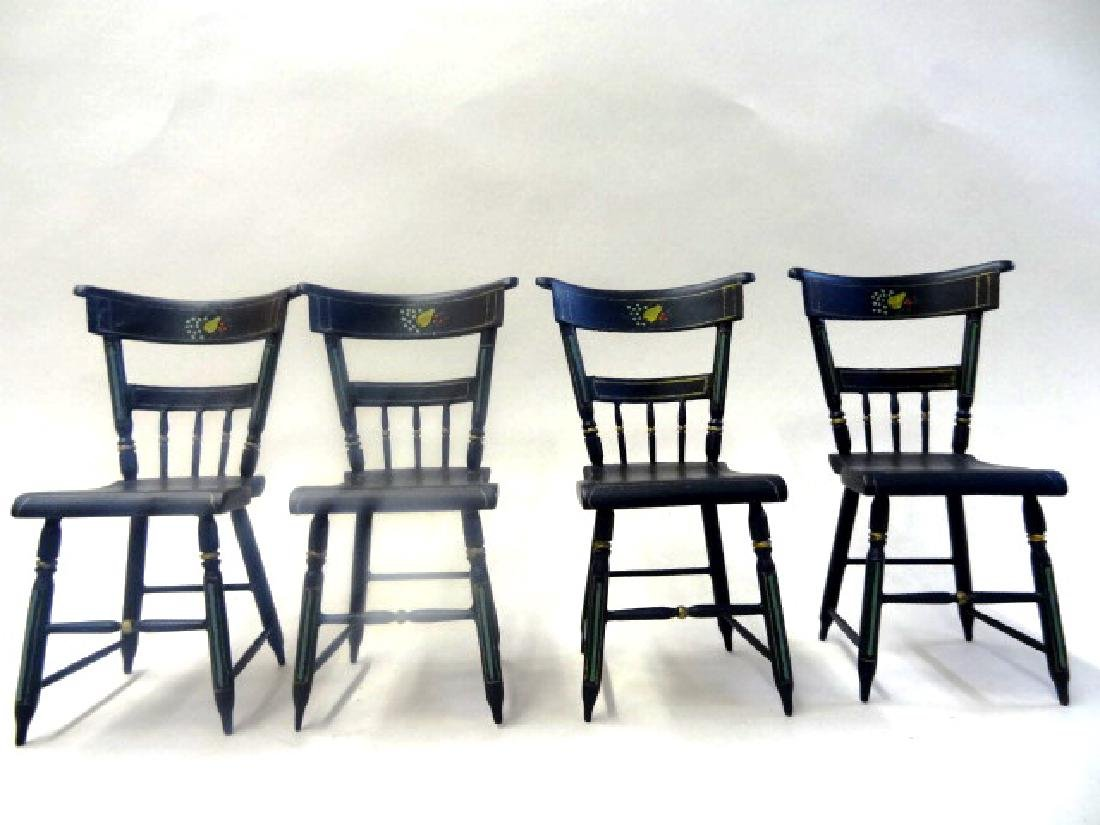 William Will Vintage Set of Miniature Fancy Chairs