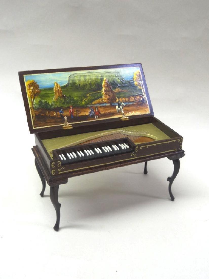 Ralph Partelow Harpsichord