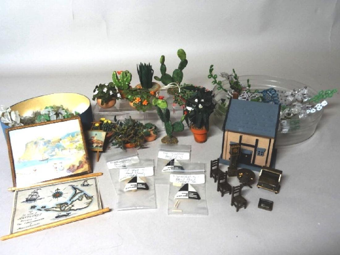 Dollhouse Miniature Accessories