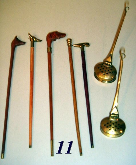 11: Miniature Walking Canes