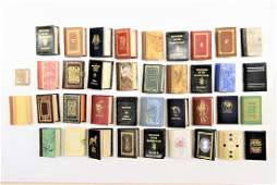 Collection 38 Barbara Raheb Miniature Books