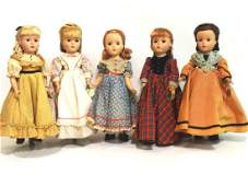 Madame Alexander Little Women Dolls