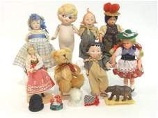 Misc. Small Dolls