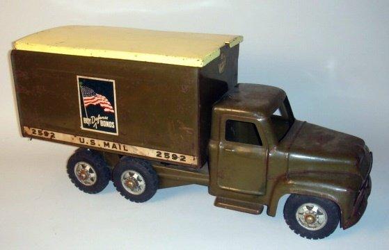 1001: Buddy L U.S. Mail truck