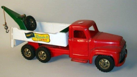 1002: Buddy L Repair-it  Wrecker