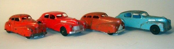 1003: Wyandotte 220 Sedan and Lansing Sedan 9600