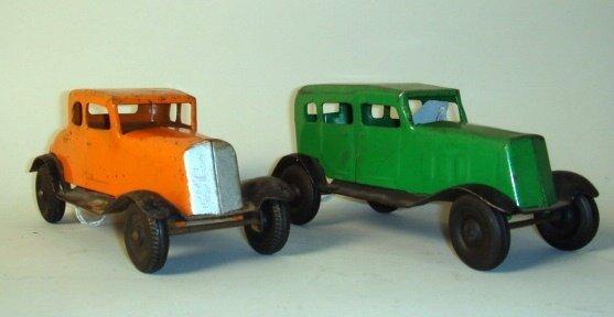 1005: Wyandotte Four door Sedan and Coupe