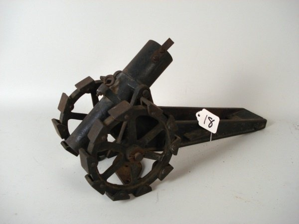 1018: Cast Iron Cannon