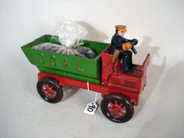 1090: Arcade Coal Wagon