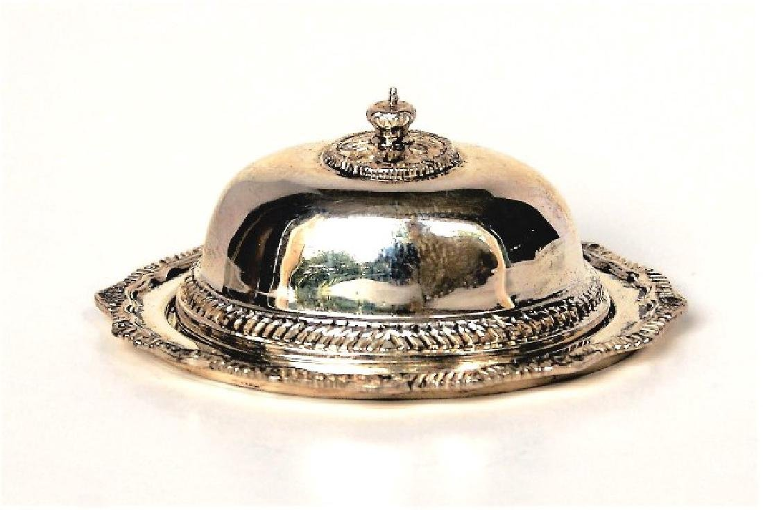 Acquisto Silver Covered Meat Platter Dollhouse