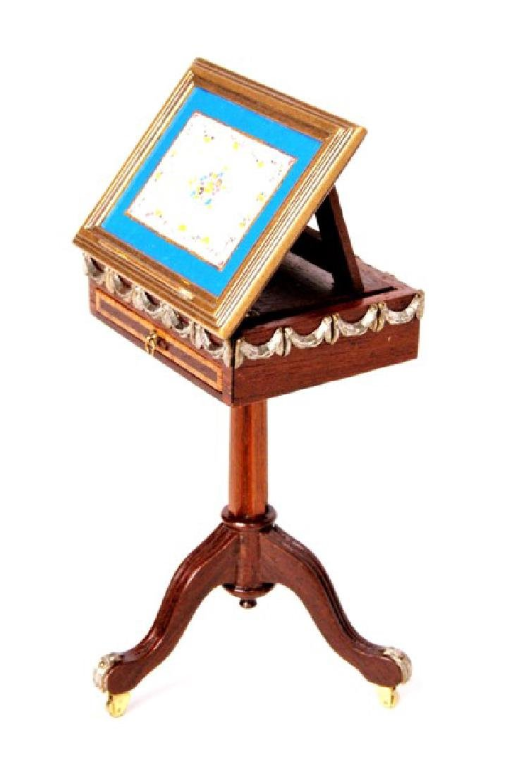 G.P. Wonnacott Adjustable Reading Stand Miniature