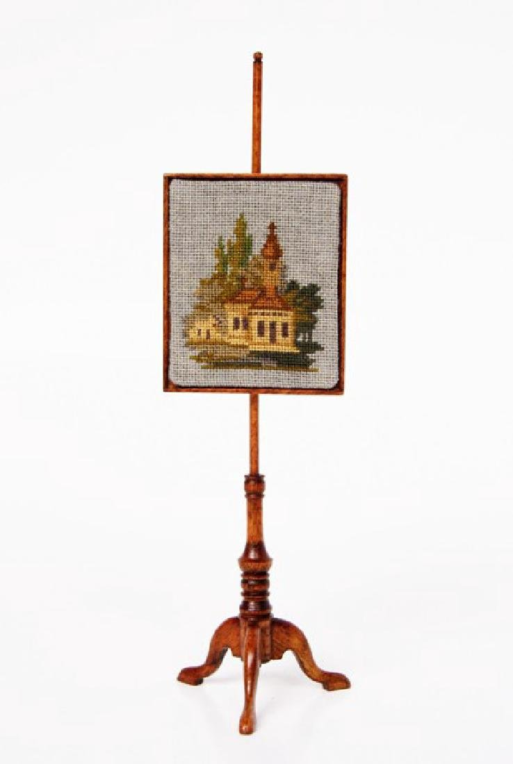Anne Chauvin Fireplace Screen Dollhouse Miniature