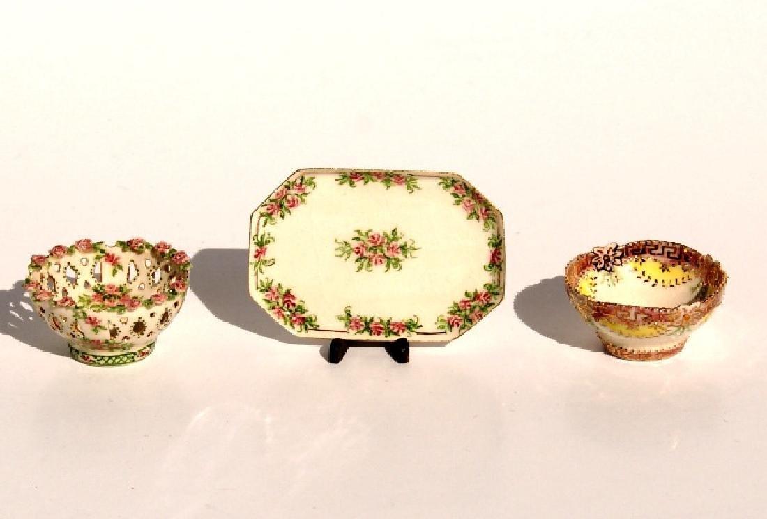Theresa & Jean Welch Miniature Porcelain