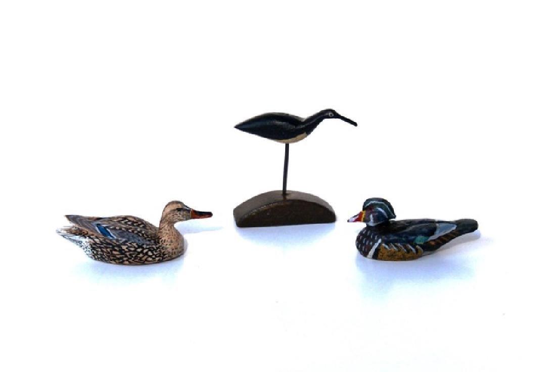 Balestrieri & Bowen Decoys Dollhouse Miniatures