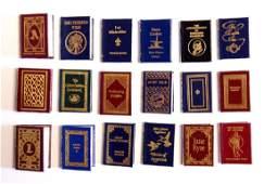 Barbara Raheb 18 Miniature Books