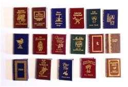 Barbara Raheb 17 Miniature Books