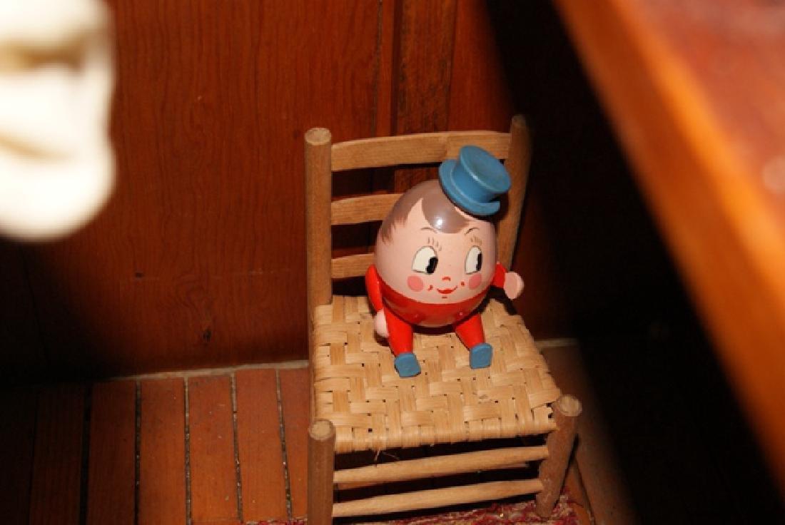 Mister Geppetto & Pinocchio Mott's Museum Room Box - 9