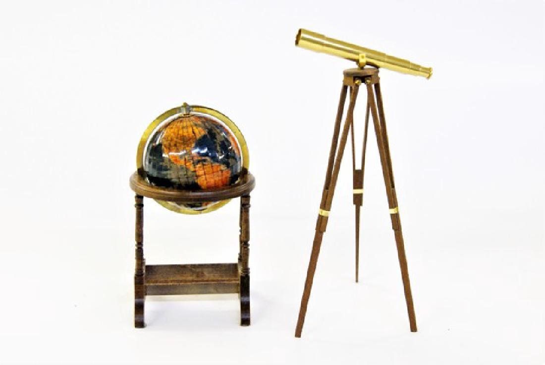 Artisan Miniature Globe