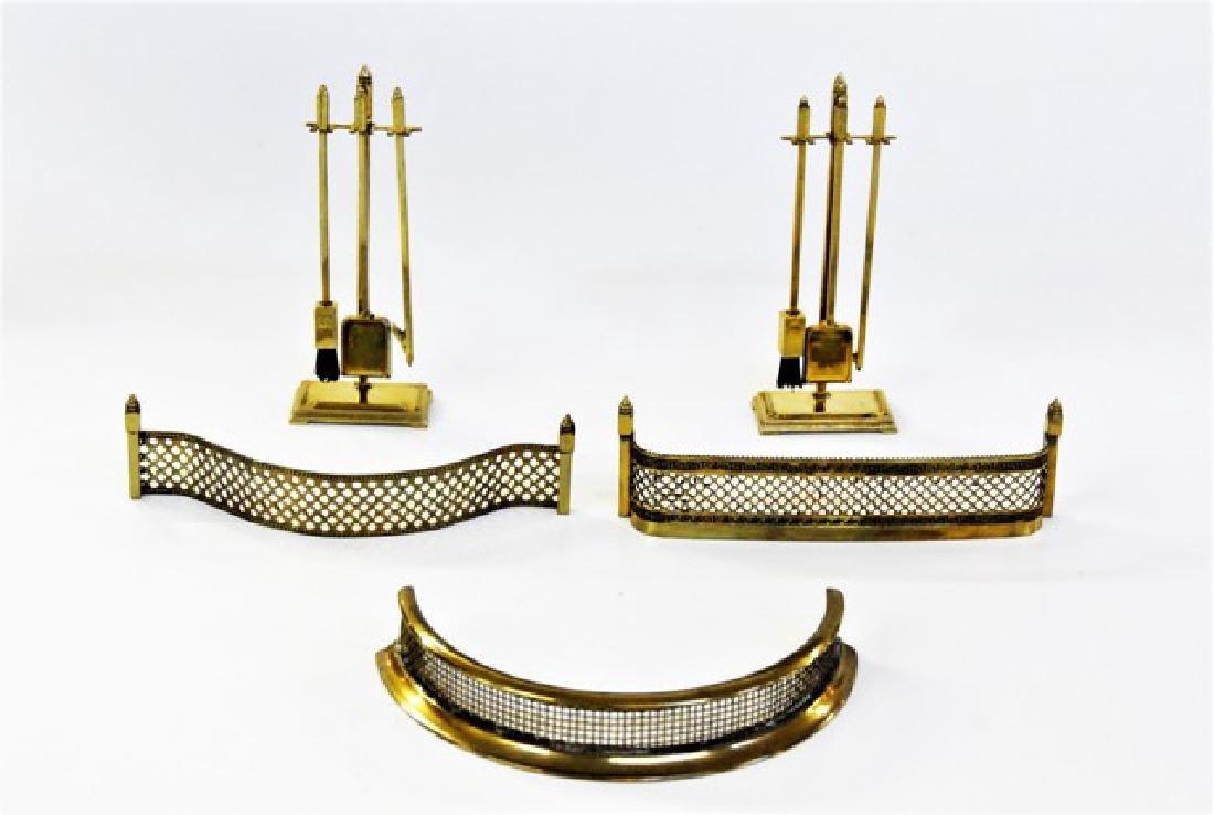 Rod Stetkewicz Fireplace Miniature Accessories