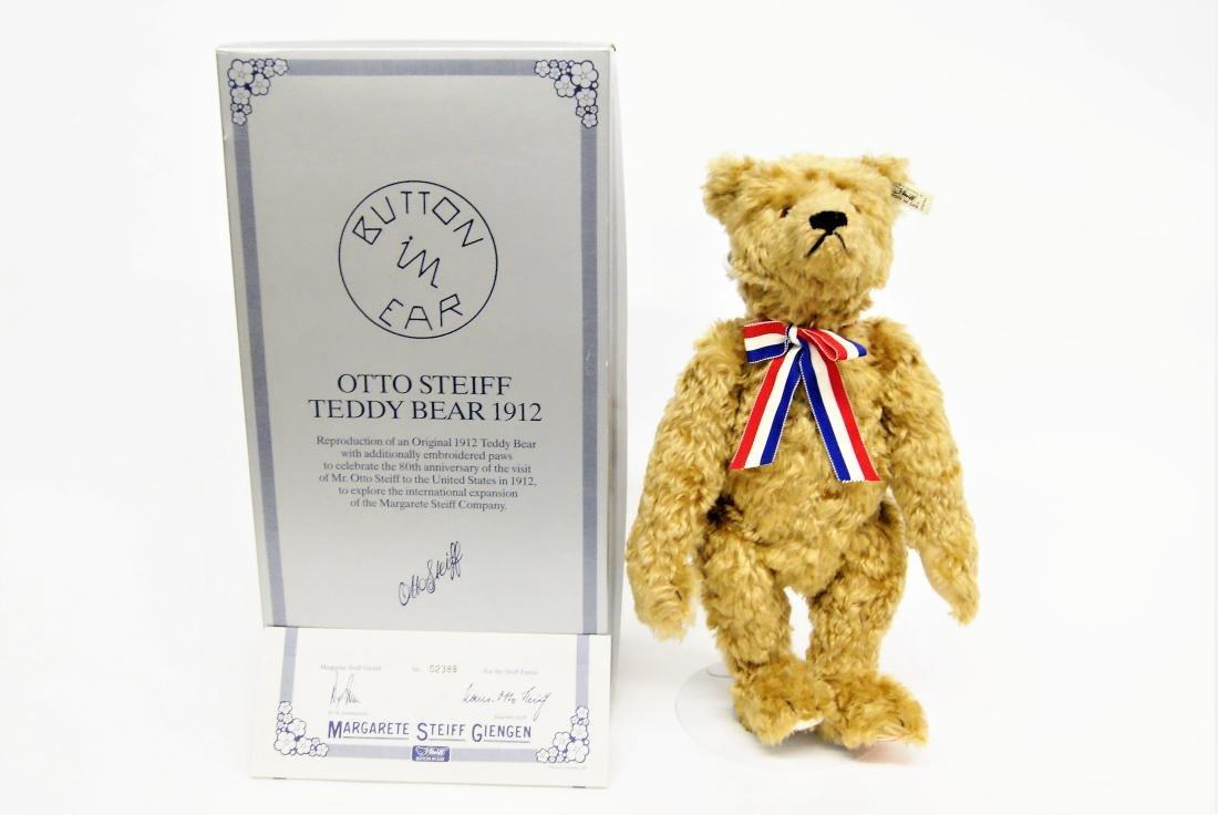 Steiff 1912 Teddy Bear Replica LE 406744