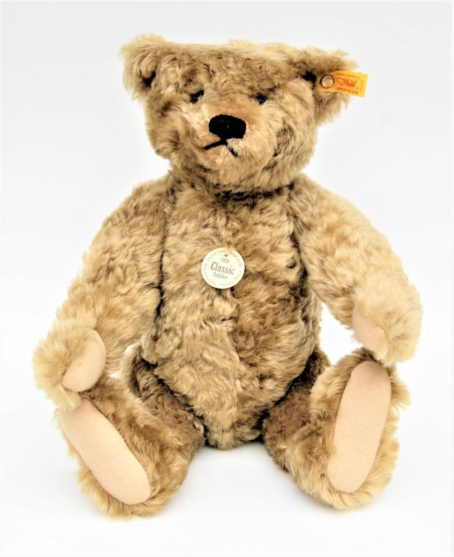 Steiff Classic 1920 Teddy Bear Replica 000751 - 2