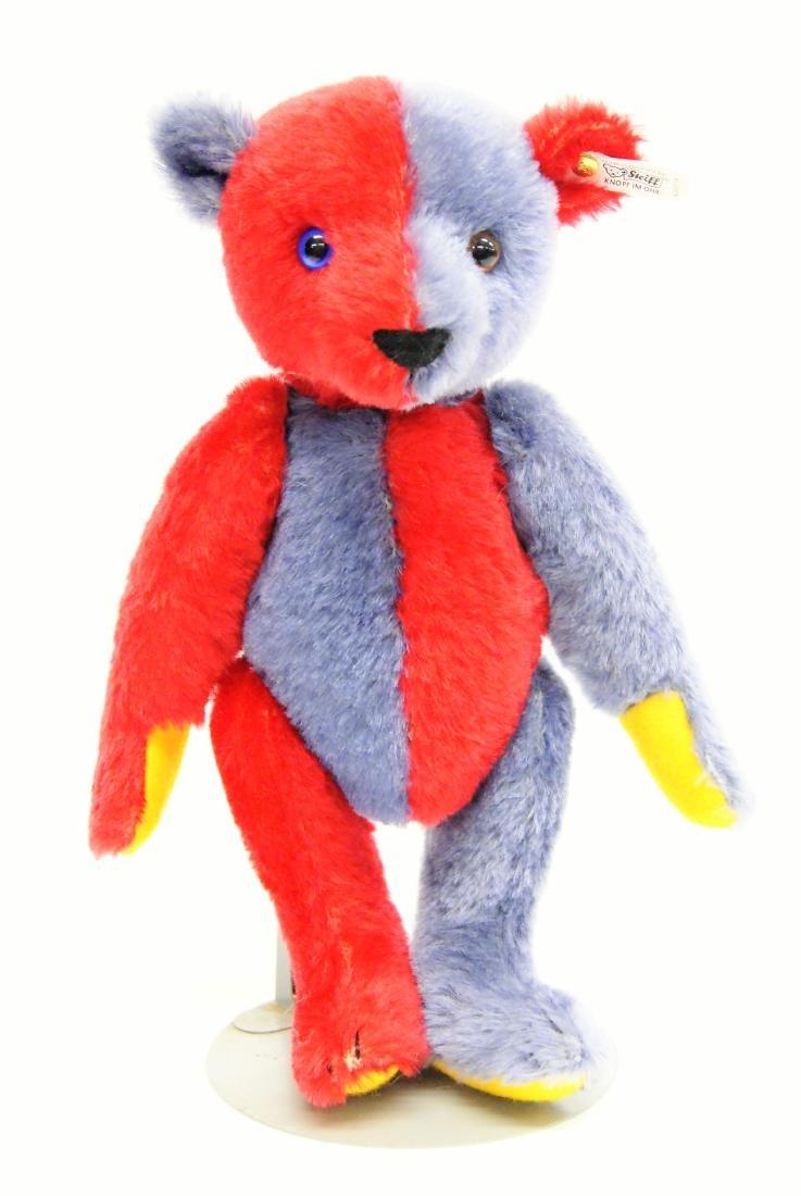 Steiff Club Harlequin Teddy 420214