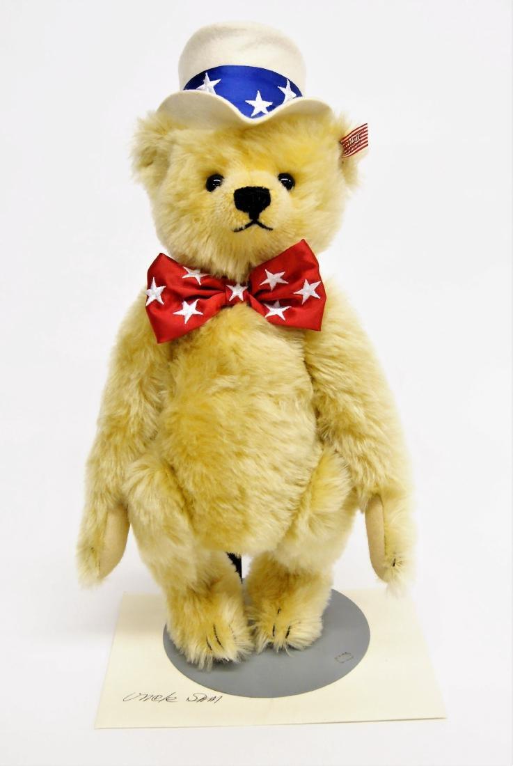 Steiff 1st American Teddy Bear LE 667183