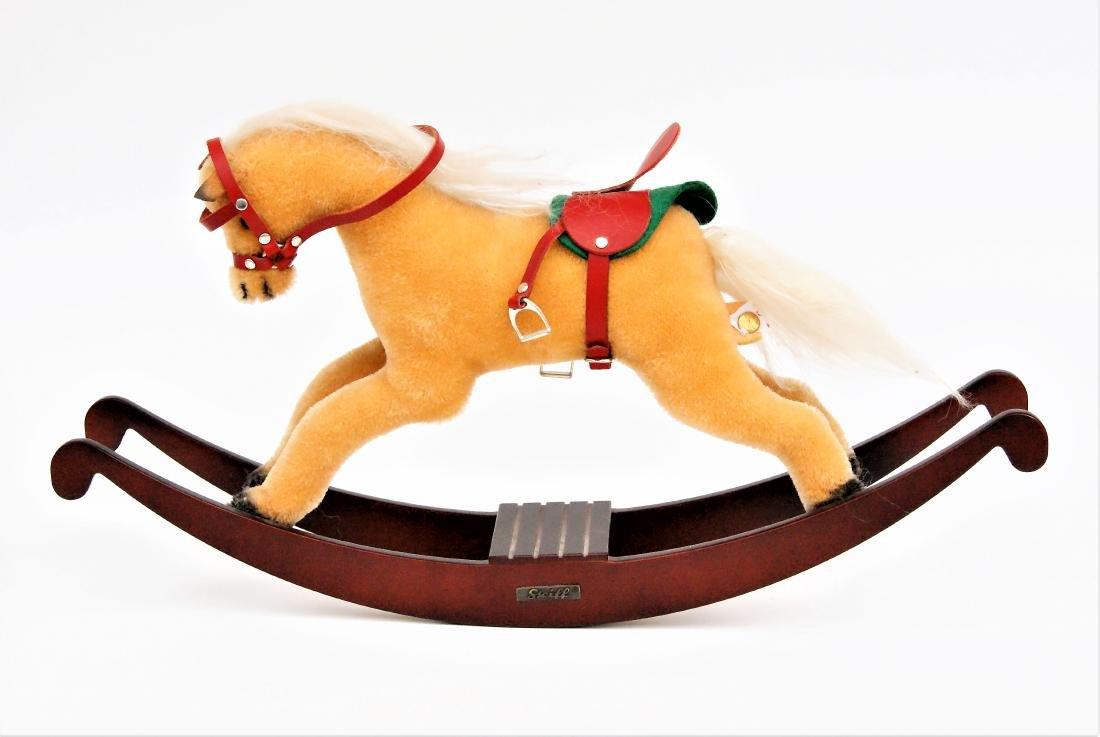 Steiff LE Rocking Horse