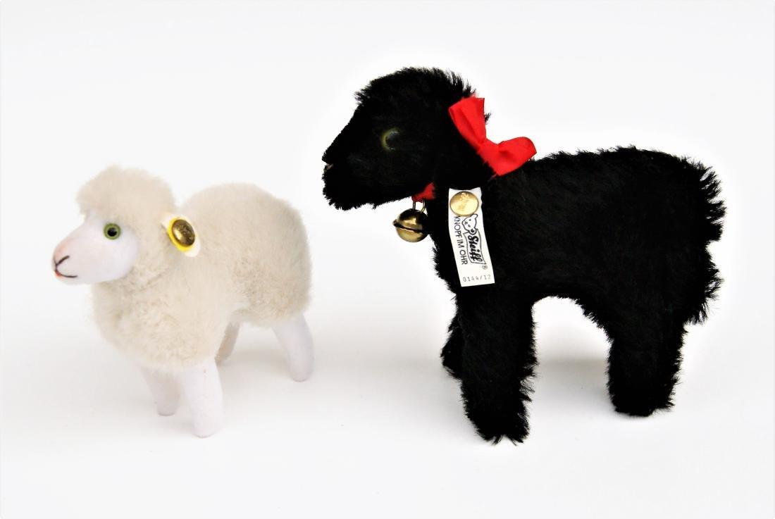 Steiff Baa Baa Black Sheep LE & Other
