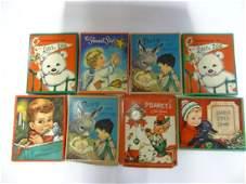 Grouping of Children's Christmas Books