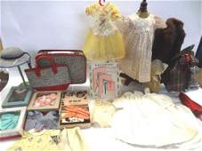 Vintage Doll Clothing and Accessories