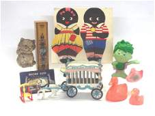 Grouping of CI toys and others