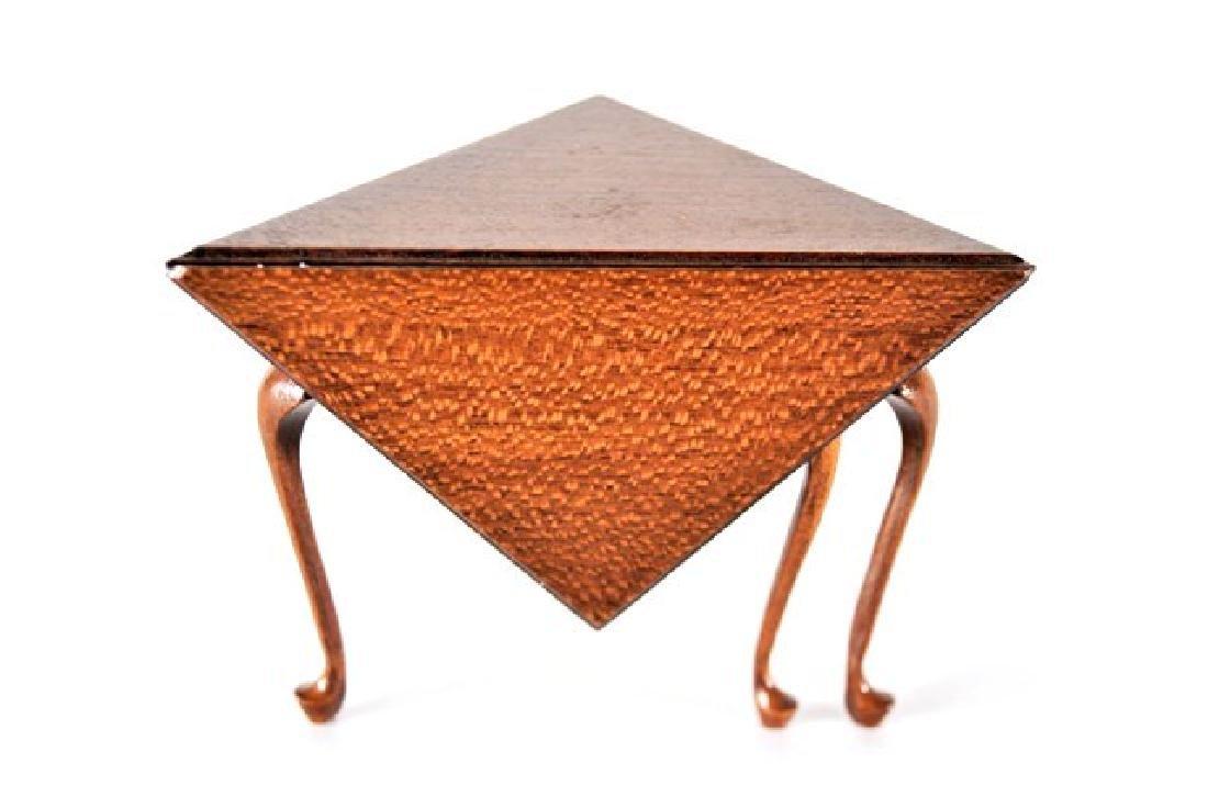 Five Edward Norton Tables Dollhouse Miniatures - 3