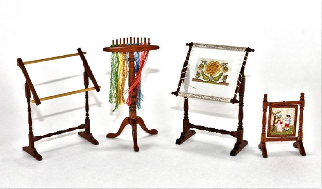 Carol Hardy Embroidery & Others Dollhouse Miniatures