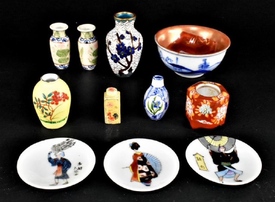 Japanese Style China Dollhouse Miniatures