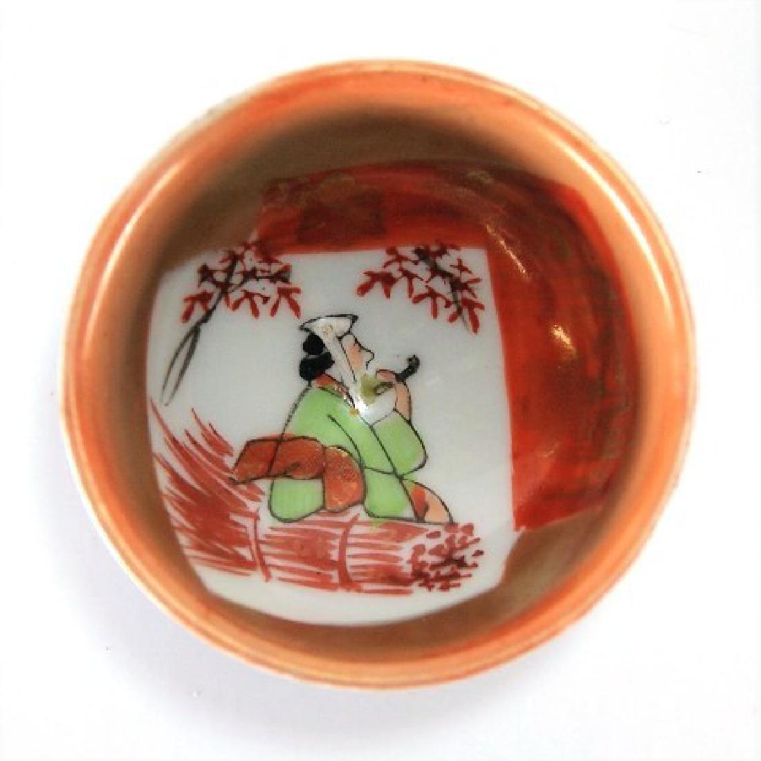 Japanese Style China Dollhouse Miniatures - 3