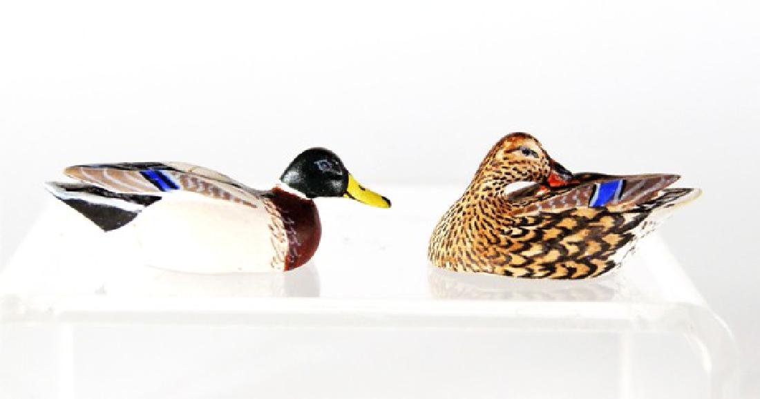 Frank Balestrieri Duck Decoy & Other Dollhouse