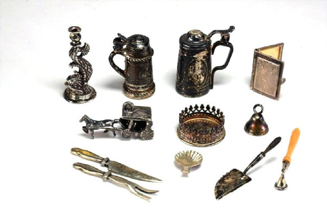 Dollhouse Silver by Various Artists Miniatures