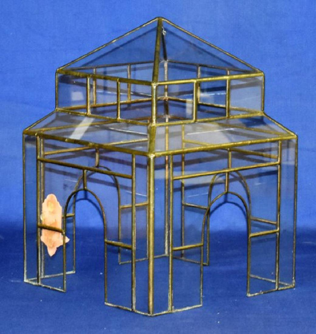 Dollhouse Glass Victorian Solarium