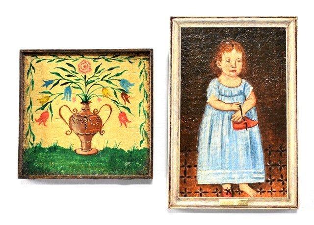 George Schlosser Portrait & Still Life for Dollhouse