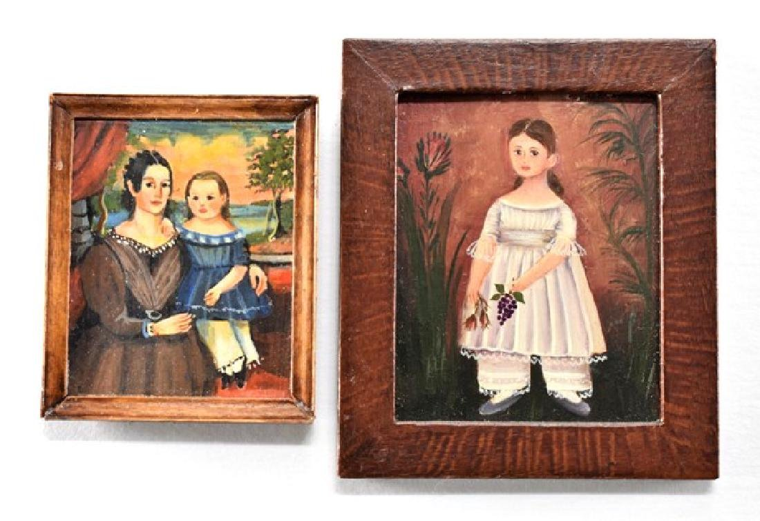 Therese Bahl Child's Portrait & Other for Dollhouse