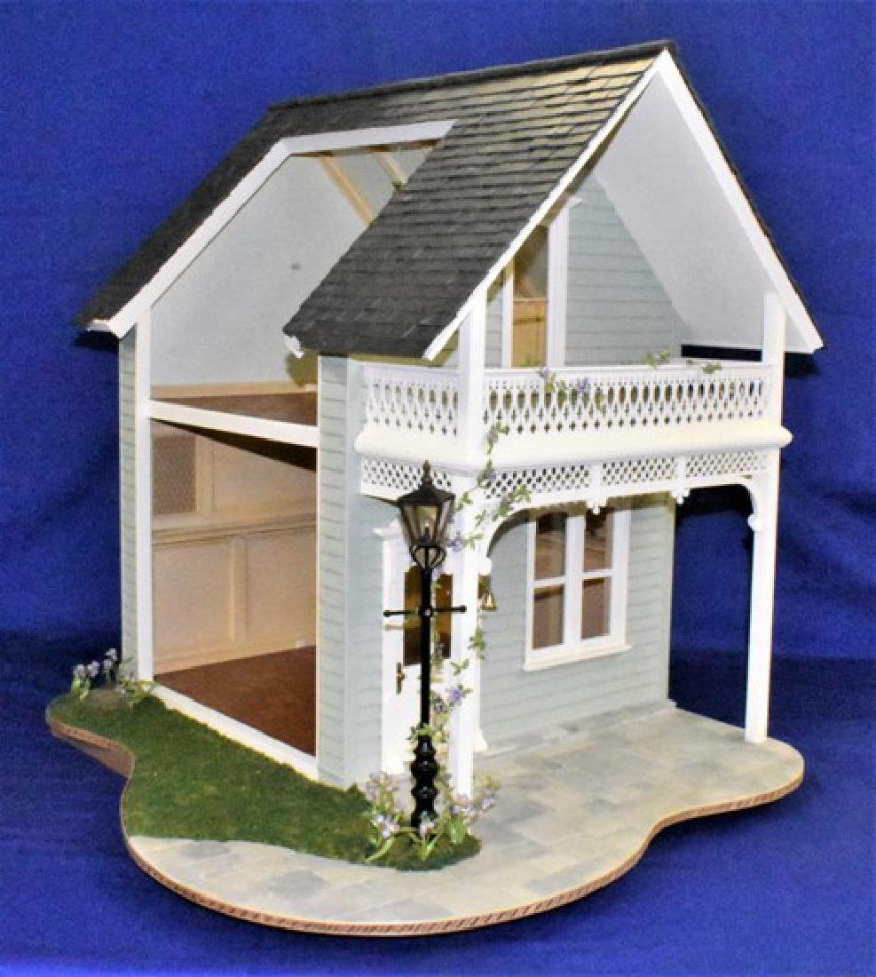 Two Room Victorian Dollhouse