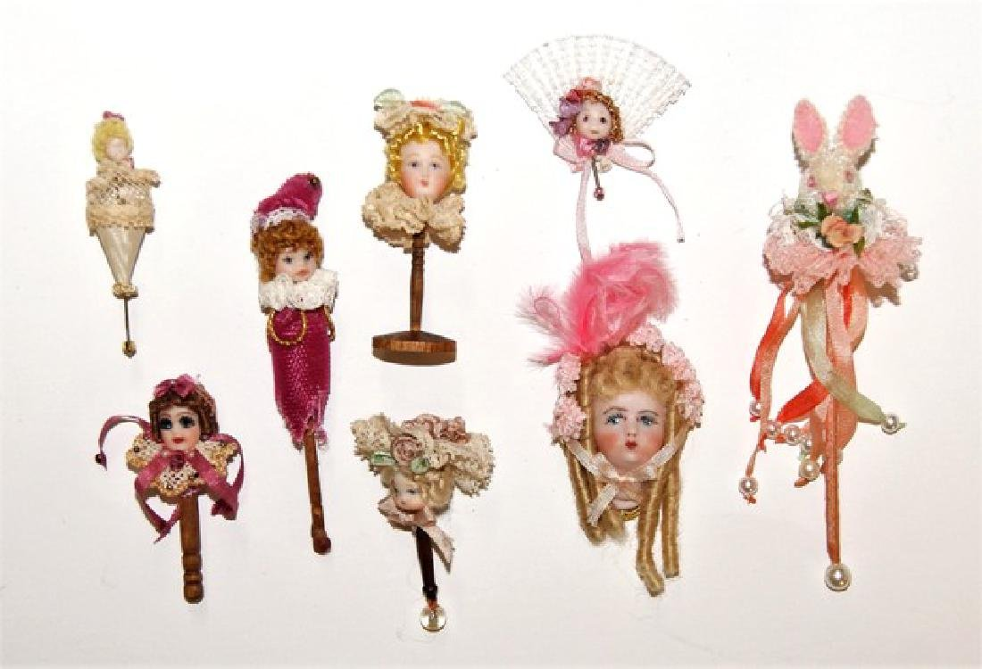 Artisan Doll Toys & Accessories for Dollhouse