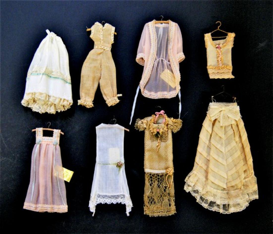 Janet Middlebrook Dollhouse Doll Undergarments
