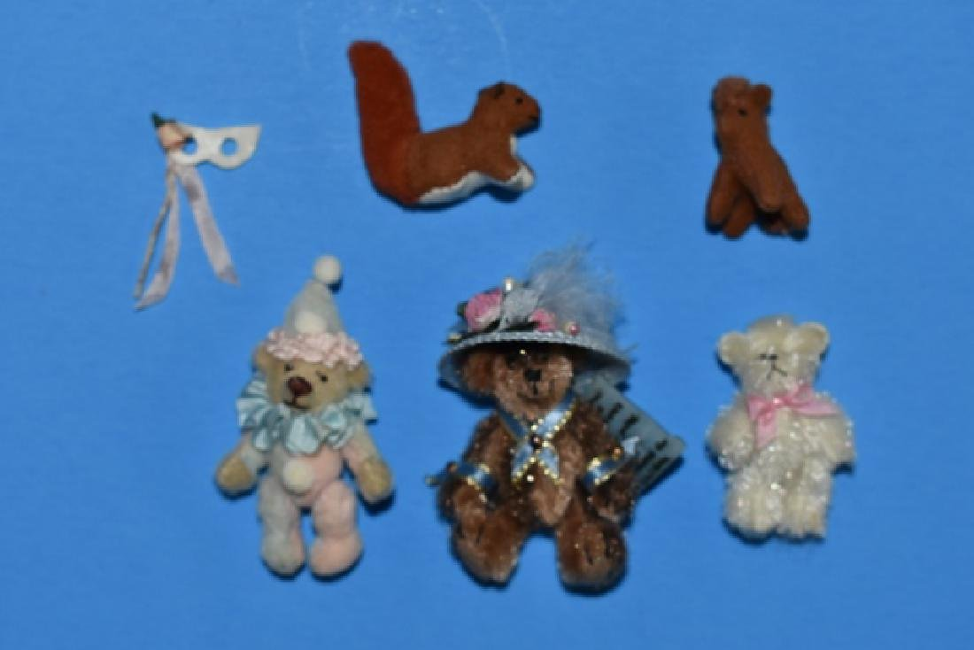 Artisan Dollhouse Bears & Animals Miniatures